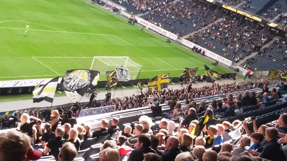 AIK, Black Army